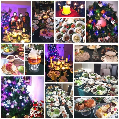 2015.12 Christmas Party